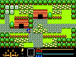 Golden Axe Warrior Screenshot 2