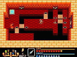 Golden Axe Warrior Screenshot 3