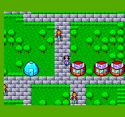 Phantasy Star (Japan)