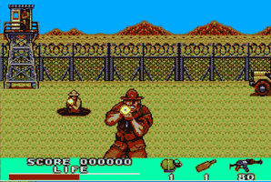 Rambo 3 Screenshot 1