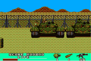 Rambo 3 Screenshot 3
