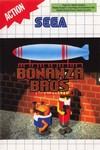 Bonanza Bros. Box Art Front