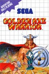 Golden Axe Warrior Boxart