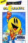 Pac-Mania Box Art Front