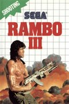 Rambo 3 Box Art Front