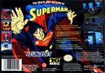 Death and Return of Superman, The Box Art Back
