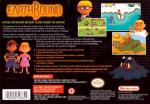 Earthbound Box Art Back