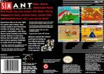 Sim Ant Box Art Back