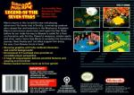 Super Mario RPG - Legend of the Seven Stars Box Art Back