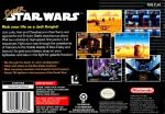 Super Star Wars Box Art Back