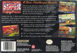 Super Street Fighter II - The New Challengers Box Art Back