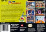 Tiny Toon Adventures - Buster Busts Loose! Box Art Back