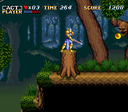 ActRaiser Screenshot 1