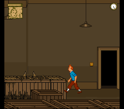 The Adventures of Tintin - Prisoners of Screenshot 3