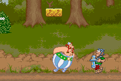 Asterix & Obelix Screenshot 2