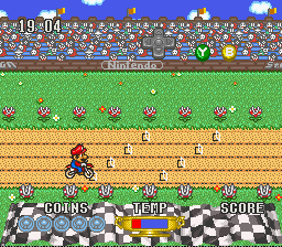 BS Excitebike - Bunbun Mario Battle Stadium 2