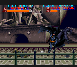 Batman Returns Screenshot 2