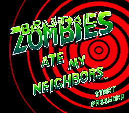 Play <b>Brutal Zombies Ate My Neighbors</b> Online