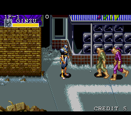 Captain Commando Screenshot 3