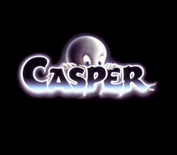 Casper Title Screen