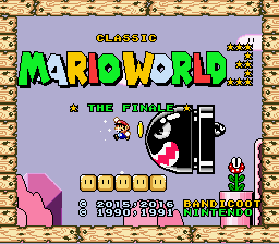 Play <b>Classic Mario World 3 - The Finale</b> Online