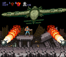 Contra III - The Alien Wars Screenshot 3