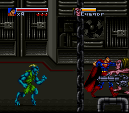 Death and Return of Superman, The Screenshot 2