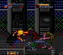 Death and Return of Superman, The Screenshot 3