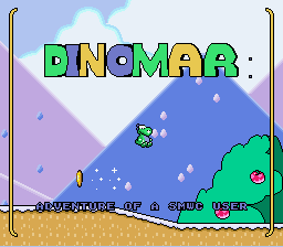 Dinomar - Adventure of a SMWCentral User