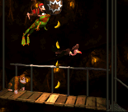 Donkey Kong Country Screenshot 3