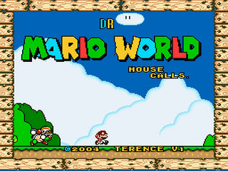 Dr Mario World - House Calls