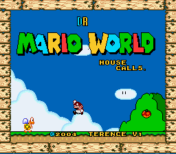 Dr. Mario World - House Calls