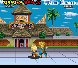 Dragon Ball Z - Ultime Menace