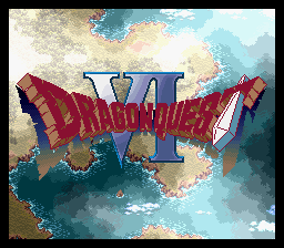 Dragon Quest VI (English Translation)