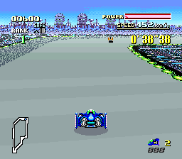 F-ZERO Screenshot 2