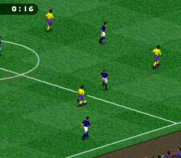 Play FIFA International Soccer rom Game Online - Sega Game Gear free