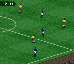 Play FIFA International Soccer rom Game Online - Sega Game Gear free