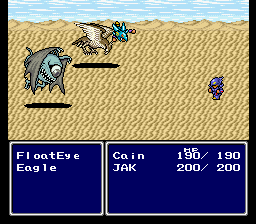 Final Fantasy II - The Non-Cheeseball Edition