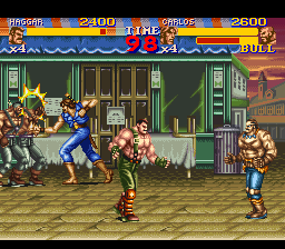Final Fight 2 Screenshot 1