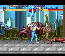 Final Fight Screenshot 2