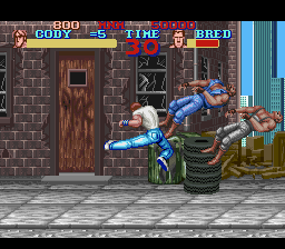 Final Fight Screenshot 3