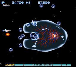Gradius III Screenshot 3