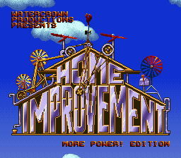 Play <b>Home Improvement: More Power! Edition</b> Online
