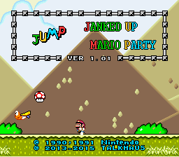 Play <b>JUMP - Janked Up Mario Party</b> Online