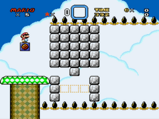 Kaizo Mario World Screenshot 3