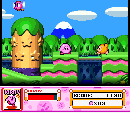 Kirby Super Star Screenshot 2
