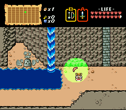 The Legend of Zelda - Fourth Quest Screenshot 1