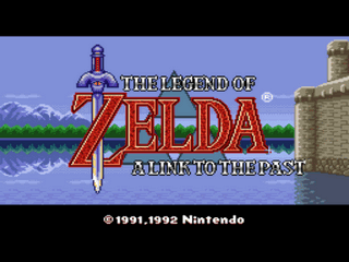 Legend of Zelda, The - Omega