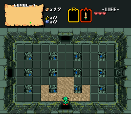 Legend of Zelda, The - Third Quest
