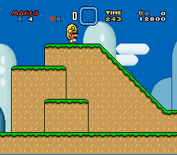 MARIO (hack) Screenshot 1